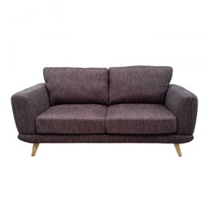 Alaska 2 Seater Sofa, Brown