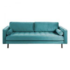 Banni 2 Seater Velvet Sofa