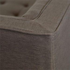 Claudia 2 Seater Sofa, Stormy Grey