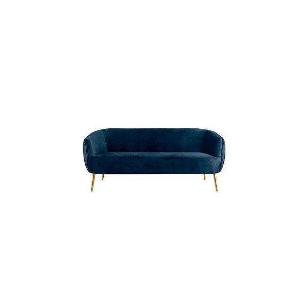 Erabella 2-Seater Velvet Sofa