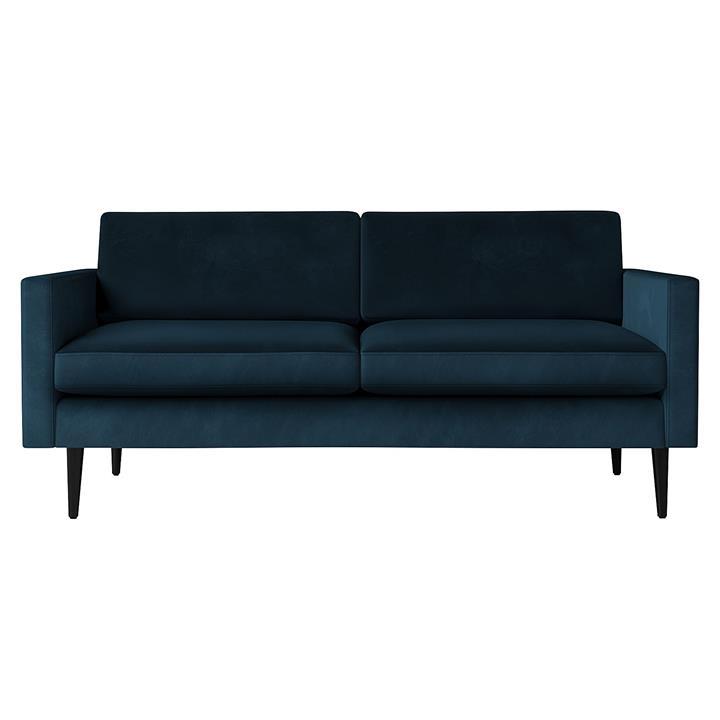 Helene Velvet 2 Seater Sofa