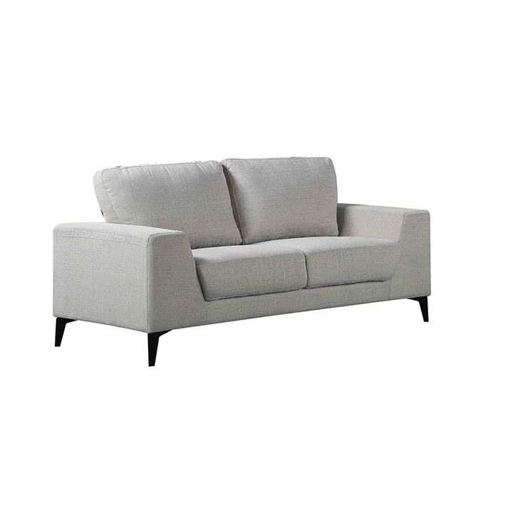 Hopper 2 Seater Sofa, Light Grey