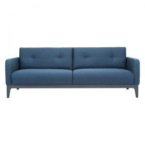 Roy Oak 3 Seater Sofa