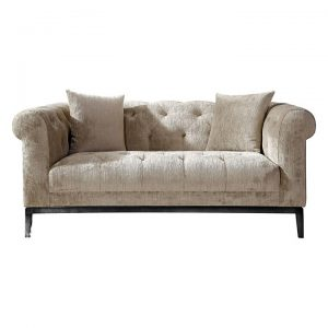 Sparrow Velvet 2 Seater Sofa