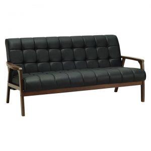 Tello 3 Seater Sofa, Espresso