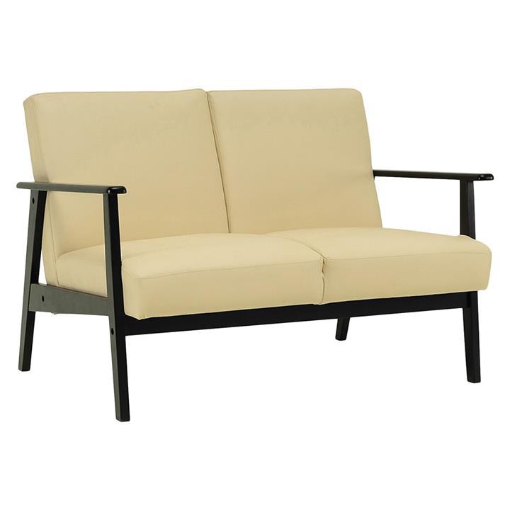 Thorberg Cream 2 Seater Sofa