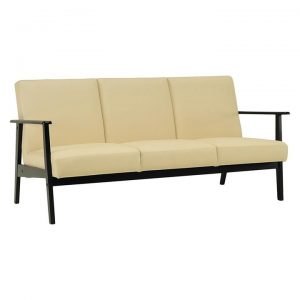 Thorberg Cream 3 Seater Sofa